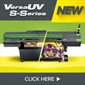 Nová řada UV tiskáren Roland VersaUV S-Series
